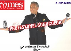Mansur EL SABAH – Profesyonel Sunuculuk